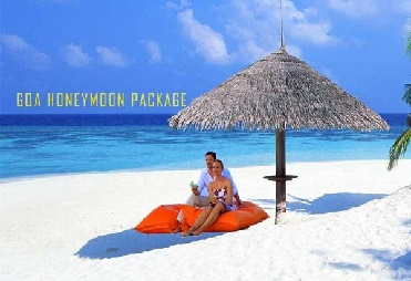 Goa Honeymoon Holiday Packages